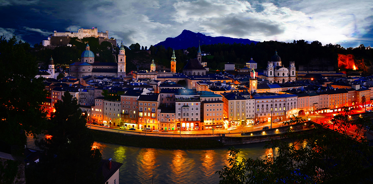 Salzburg, på topplistan hos Lonely Planet